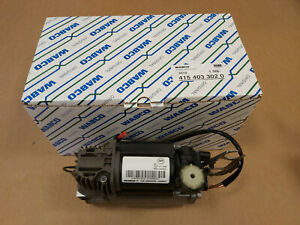 GENUINE Audi Q7 Porsche Cayenne VW Touareg WABCO Air Suspension Compressor 🌟