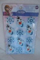 Wilton Disney Frozen Icing Cake,Cupcakes Topper new