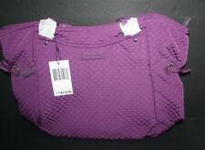 Vera Bradley Microfiber Glenna Shoulder Tote Purse Bag With Tag