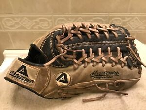 "Akadema AXX21 12.75"" Precision Series Baseball Softball Glove Right Hand Throw"