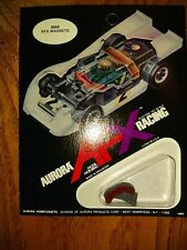 AFX #8866 MAGNETS (12 cards) 1/2 Case  BLISTER CARDS  Mint New Old Stock ©1971