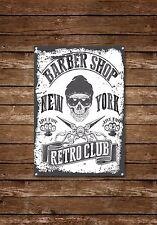 Barber SHOP insegna, segno di metallo, Barbiere segni, uno stile moderno, barbiere, 687