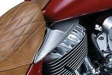 Kuryakyn Saddle Shields Heat Deflectors For 2014- 2017 Indian Execpt Scout 7181