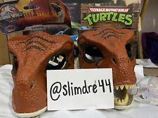 New ListingJurassic World Legacy Collection Velociraptor Mask Moveable Jaw Raptor Dinosaur