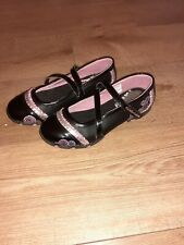 Skechers Girls Bella Ballerina Spinning Shoe UK 4