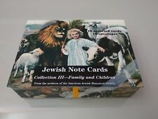 Note Cards  - Jewish - Collection 3 Familly and Children-Happy New Year