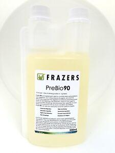 Prebio90 Prebiotic - Frazers Racing Pigeon Poultry YBS 500ml