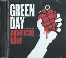 Green Day - Presents: American Idiot - Alternative Indie Rock Pop Music Cd