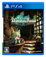 Fairytale Forest Sony playstation 4 PS4 Video Games From Japan Tracking NEW