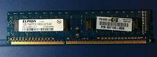 ELPIDA 1GB 1Rx8 PC3-10600U Desktop Ram EBJ10UE8BDF0-DJ-F