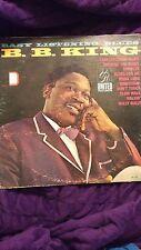 """B.B. King Easy Listening Blues Mono LP 12"""" UM 705"""