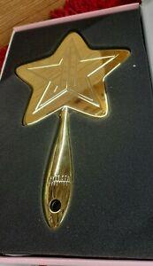 JSC Jeffree Star Cosmetics Gold Star Mirror NEW