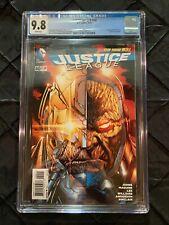Justice League #40 • DC Comics 2015 • The New 52 • CGC 9.8