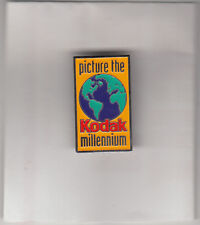 Millennium-Kodak Film-Picture The Kodak Millennium-Pin Badge