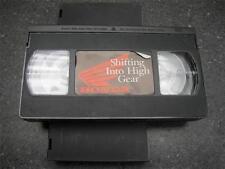 Honda Shifting Into High Gear VHS Video Tape 669
