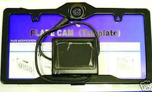 """Crimestopper SV-5700PK1B Plate Camera w/ 3.5"""" Monitor"""