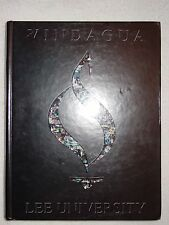 2004 Vindagua LEE UNIVERSITY Cleveland,TN YEARBOOK/Annual College Tennessee/Tenn