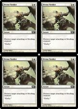 4x DIVINE VERDICT M13 Magic 2013 MTG White Instant Com