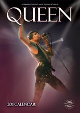 Queen Calendar 2011 New & Boxed RS