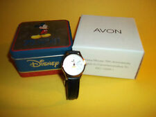 MICKEY MOUSE 75TH ANNIVERSARY WATCH IN TIN AND BOX 2002