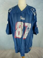 STARTERS Maillot Homme Taille 54- Patriots - Coates N°87 - NFL