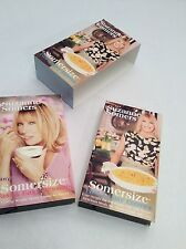 SOMERSIZE VHS SUZANNE SOMERS COOKING