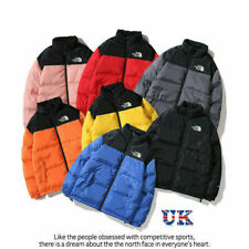 2020 The North Face Mens Warm Casual Coat Tops Winter Outdoor Duck Down Jacket