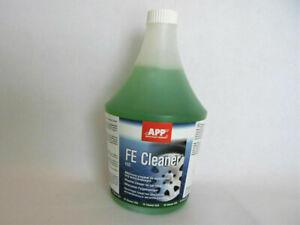 Felgenreiniger-Alkalischer Reiniger für Fahrzeugfelgen FE Cleaner ECO 1liter APP