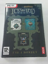 Icewind Dale 3 in 1 Boxset (PC DVD-ROM) UK IMPORT