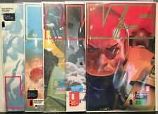 VS #1-5 Complete Set VF+ 1st Print Image Comics
