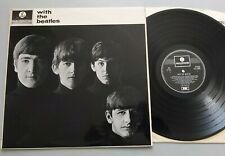 BEATLES WITH THE BEATLES 1969 PRESSING ONE BOX EMI LOGO FLIPBACK SLEEVE