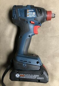 Bosch Freak GDX18V-1800C 18V BRUSHLESS Impact Driver/Wrench PLUS 4Ah Battery!