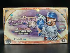 2021 Topps Gypsy Queen Complete Your Set - Inserts - Parallels - Box Toppers