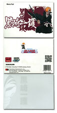 Bleach Ichigo Memo Pad Note Pad Official Licensed GE72027