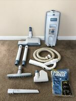 Electrolux Aerus Lux Legacy Canister Vacuum C153C With  Bags.Excellent