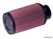 "RE-0910 K&N Universal Rubber Air Filter 3""FLG, 5""OD-B, 4-5/8""OD-T, 8""H (KN Unive"