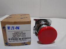 CUTLER-HAMMER model 10250T122-51 MUSHROOM  OPPERATOR MOMENTARY
