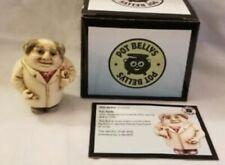 Harmony Kingdom Figurine Ball Pot Bellys Grin Maker Pbpde 2001 W/Box
