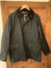 Barbour Bedale Size 40 Olive/Green Wax Jacket