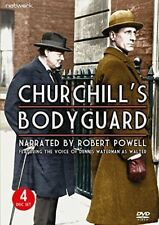 Churchill's Bodyguard The Complet 4 Disc Series DVD