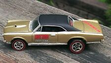 "Hot Wheels Hot Rod Mag. ""WINNER"" '67 GTO"