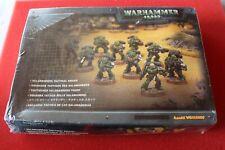 Games Workshop Warhammer 40K Salamanders Tactical Squad BNIB Metal Plastic OOP