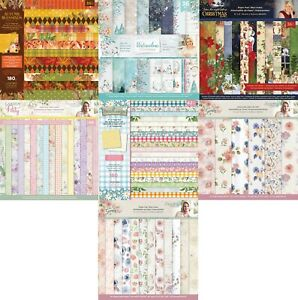 Sara Signature Collections- 6x6 Paper Pad - by Crafter's Companion FREE UK P&P