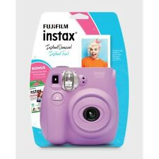 Brand New Fujifilm Instax Mini 9 Instant Film Camera Bundle- Purple W Xtra Film