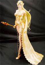 Elf princess mage girl lineage 2 II 1/6 unpainted statue figure model resin kit