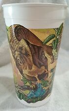 1992 Jurassic Park Brachiosaur Coke Coca Cola McDonalds Cup! Collectable!
