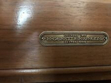 Vintage H. Gerstner & Sons Machinist Tool Box, 7 Drawer, Model 41C