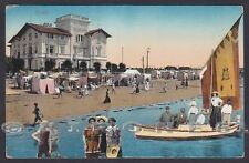 GORIZIA GRADO 113 Cartolina