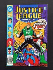 Justice League America #63 Dc Comics 1992 Nm+
