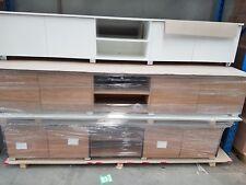 tv unit laminate entertainment cheap bargain low line plasma lcd led cabinet